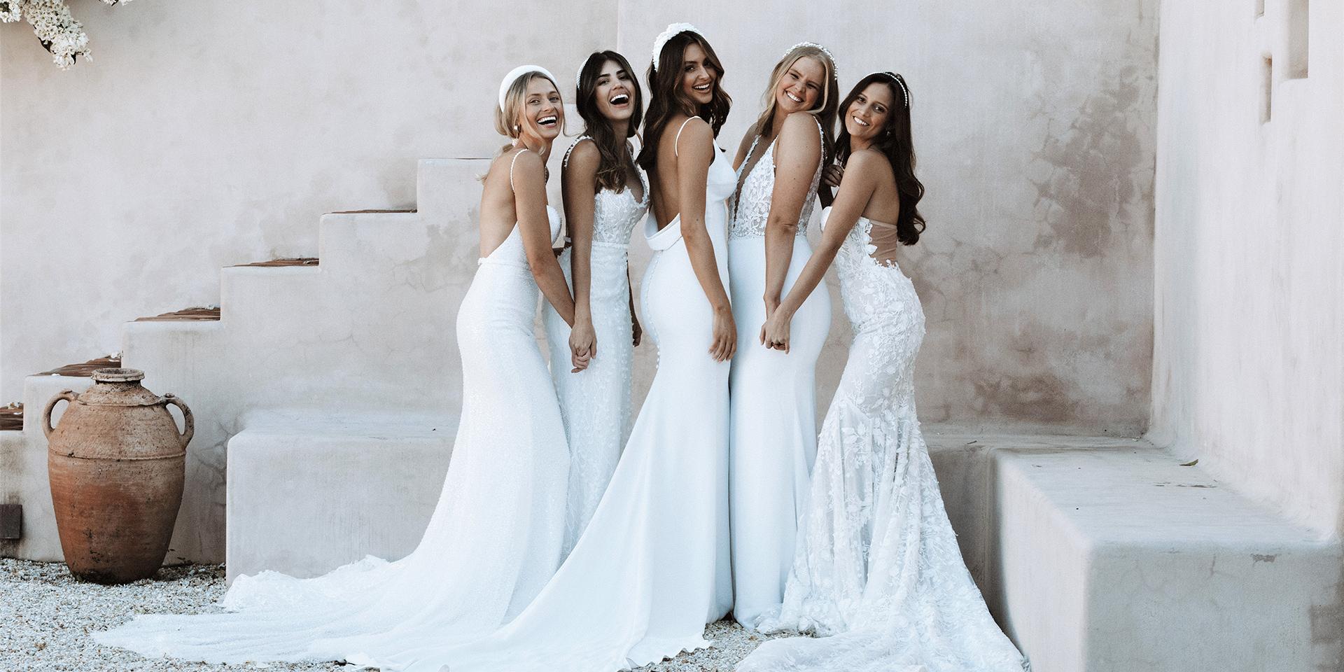 7eeb08c7c0e9 Brudklänningar - Festklänningar - Balklänningar | Milagro